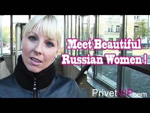 Interview with a russian woman