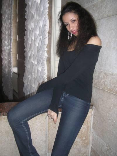 Darina 23 ans, Ukrainienne, inscrite sur PrivetVIP