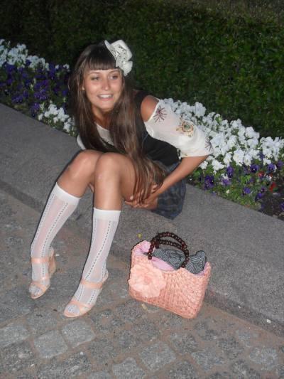 Julia 27 ans,  femme Russe, inscrite sur PrivetVIP