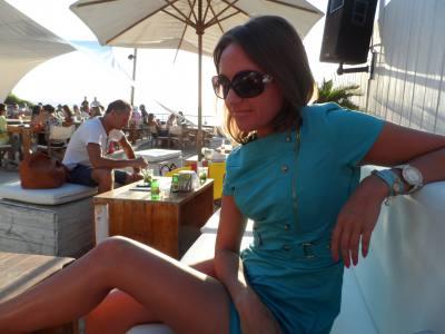Lyudmila 31 ans, inscrite sur PrivetVIP