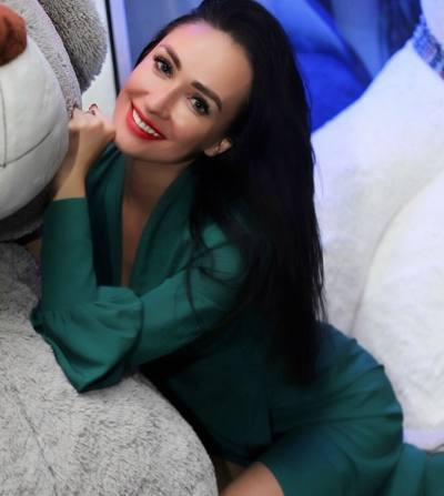 Aleksandra 33 ans Moscow Russe