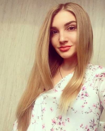 Ksyuushka 29 ans Moscow Russe