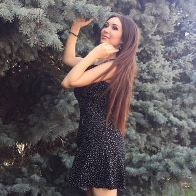 Olga 33 ans Moscow Russie