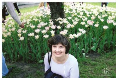 Victoria 61 years Smela Ukraine