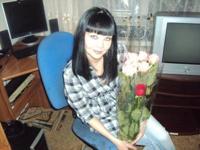 Nathalie 34 years Moscow Russia