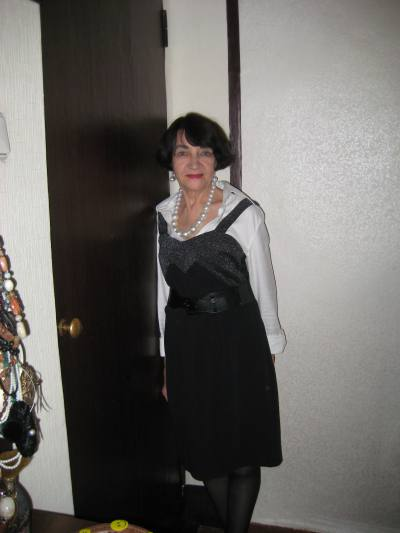 Tatiana 68 years Kharkiv Ukraine